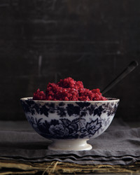 Why Do We Eat Cranberry Sauce at Thanksgiving?