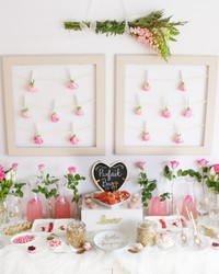 "Host a ""Parfait and Paint"" Party for Galentine's Day"