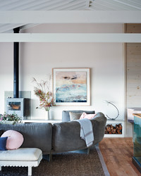 Tour a Summer Home on Shelter Island That's Relaxed by Design
