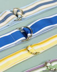 Ribbon Belt and Bracelet