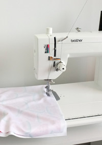 sewing machine and how to use them