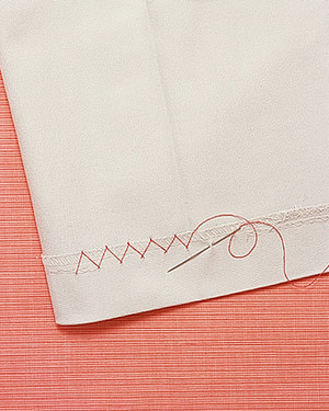 Sewing Basics: Mending Hems, Seams, and Holes