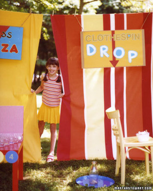 How to Throw a Kids' Carnival Party