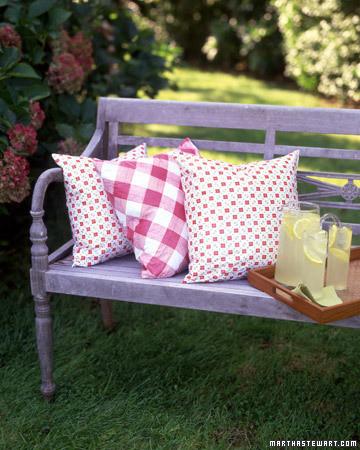 11 Creative Backyard Decorating Ideas Martha Stewart