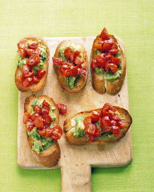 Quick Vegetarian Appetizers