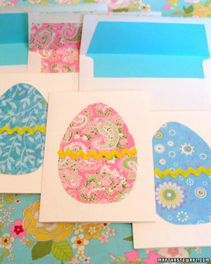 Your Easter Cards