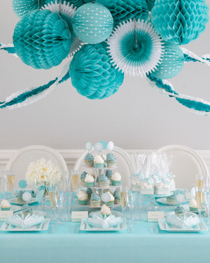 MarthaCelebrations Turquoise Party