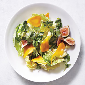 Pickled-Beet and Fig Salad