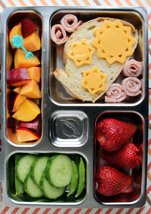 These Bento Box Lunches Are So Spring!