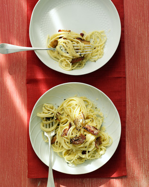 Quick and easy recipes for pasta