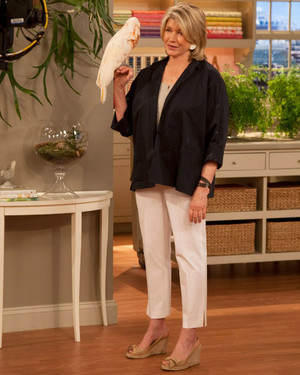 The Martha Stewart Look Book: Shoes
