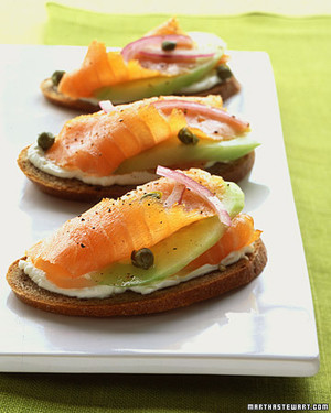 Smoked-Salmon Recipes