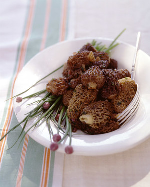Morel Recipes
