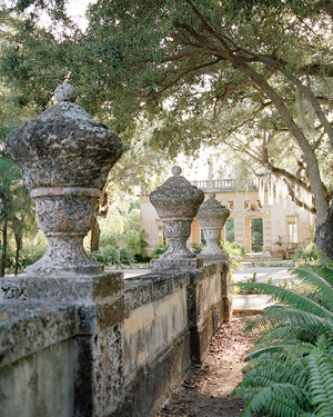 Garden Tour: Vizcaya Estate