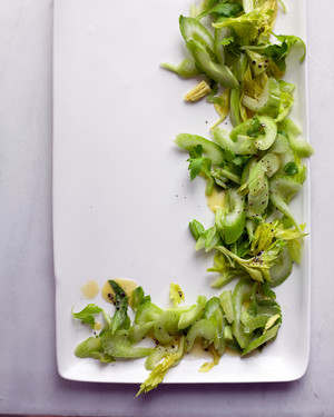 Flavor & Crunch: Celery Recipes
