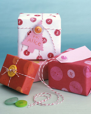 Gift-Wrapping Ideas for Kids