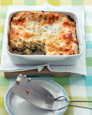 Lasagna and Baked Pasta Recipes
