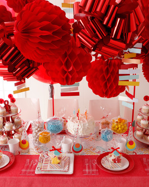 MarthaCelebrations Scarlet Party