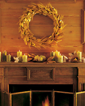 Go For The Gold: Midas Touches For A Magnificent Home
