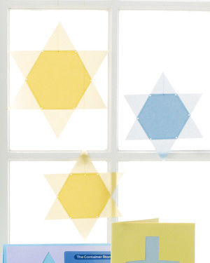 Clip Art and Templates for Hanukkah