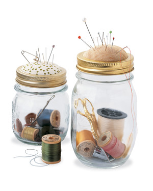 10 Upcycling Crafts with Jars