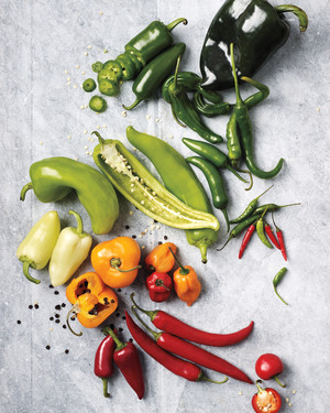 All About Fresh Chiles