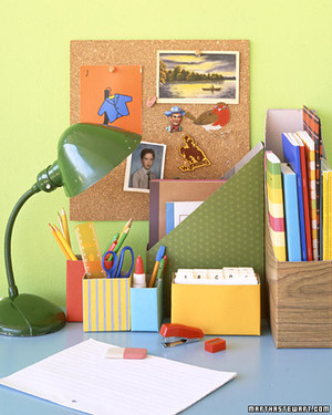 Kids' Study Spaces
