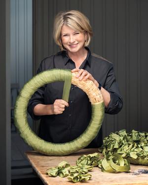 Martha's Collection of Handmade Wreaths