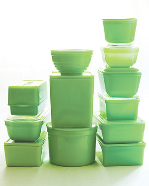 Martha's Jadeite Collection