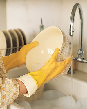 Dishwashing Secrets