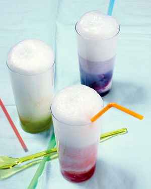 Shake It Up: Milk Shake and Float Recipes
