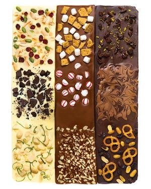 Simple Yet Sublime: Chocolate Bark