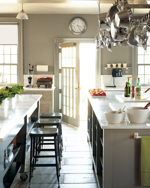 Martha's Bedford Farmhouse Kitchen