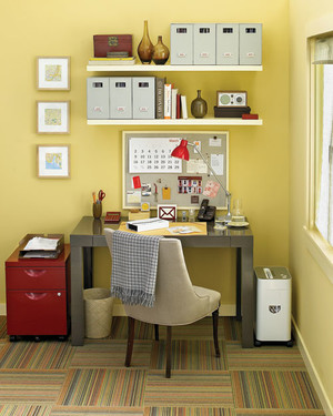 Attractive Creating A Fun And Functional Home Office