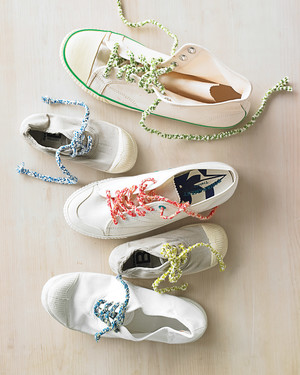 23 Ways to Kick Up Your Style Up With DIY Shoes