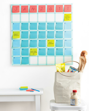 12 DIY Ideas to Help You Stay Organized