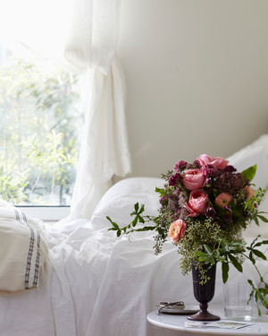 Unfussy Flower Arrangements