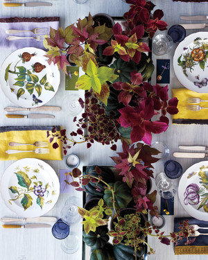 The Secret to a Stunning Table: Mix and Match