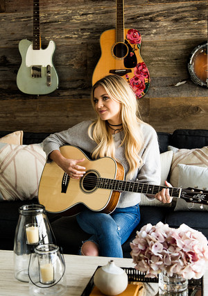 A Country Music Starlet's Rustic Glam Home in Nashville