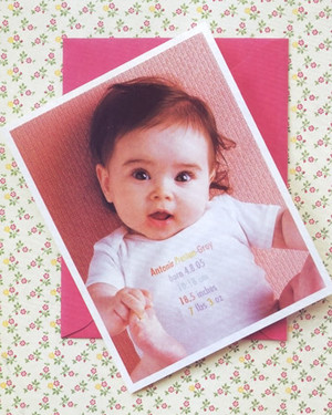 Birth Announcements and Baby Cards
