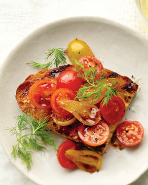 Crostini and Bruschetta Recipes