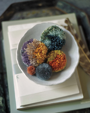 Pom-Pom Home Decor