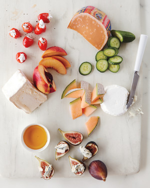 Summertime Cheese Pairings