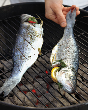 Grilled Whole Fish 101