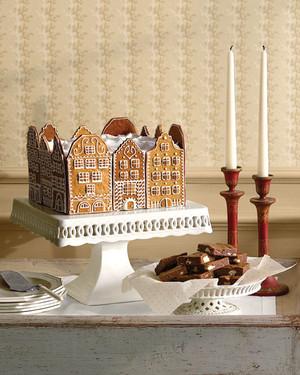 Gingerbread Desserts