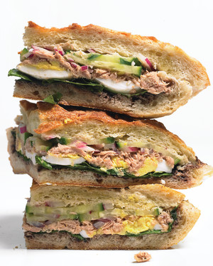 ''Something Different'' Sandwich Recipes