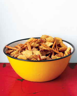 Crowd-Pleasing Snack Mixes