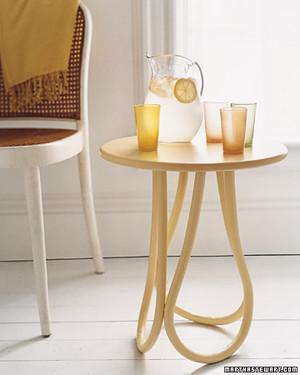 Repurposed Furniture and Decor