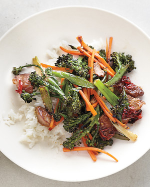 So Fast: Stir-Frying