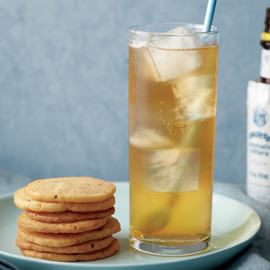 Presbyterian Cocktails and Cheese Crackers